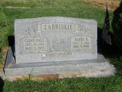 Lione <I>Paul</I> Zabriskie
