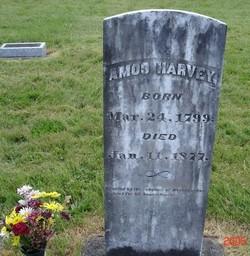 Elder Amos Harvey