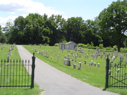 Union Cemetery of Bowers
