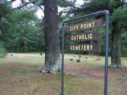 City Point Catholic Cemetery