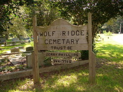 Wolf Ridge Cemetery