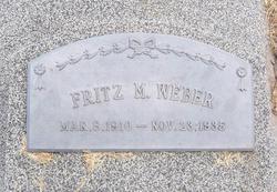 Fritz M. Weber