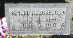 Samuel Ruegsegger