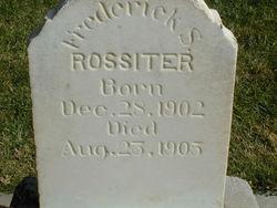 Frederick Shannon Rossiter