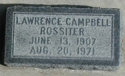 Lawrence Campbell Rossiter