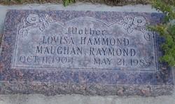 Lovisa <I>Hammond</I> Raymond