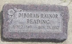 Debra <I>Raynor</I> Reading