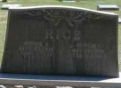 Hopkin Ira Rice