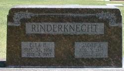 Jacob Arthur Rinderknecht