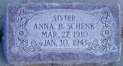 Annie Barbara Schenk