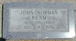John Normon Ream