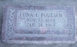 Edna Elizabeth <I>Bitter</I> Poulsen