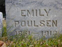 Emily <I>Stratford</I> Poulsen