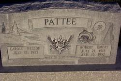 Robert Emery Pattee