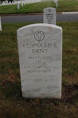 Leonard E Dent