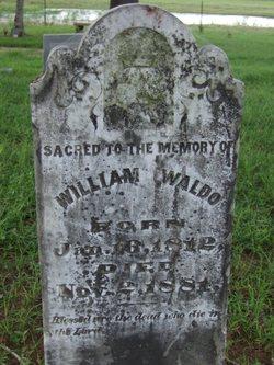 Capt William Waldo