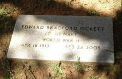 Edward Bradford Pickett