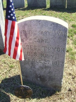 Capt Moses Tryon