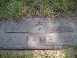 Marguerite Lillian <I>Van Horn</I> Lamb
