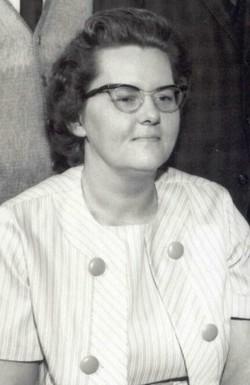 Alma Nadine <I>Paisley</I> Wandler