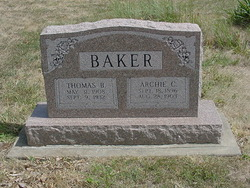 Thomas Brownlo Baker