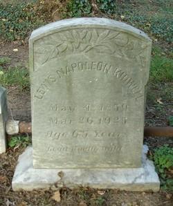 Lewis Napoleon Kidwell