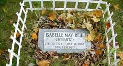 "Isabelle May ""Issy"" <I>Schantz</I> Reid"