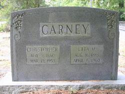 Etta Mae <I>Ormsby</I> Carney