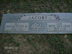 Bitty Jack <I>Craig</I> Jacoby