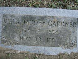 Villa <I>Jacoby</I> Gardner