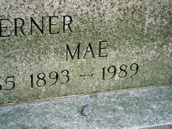 Mae <I>Hummel</I> Sterner