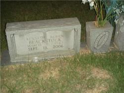 Kenneth Buren Blackstock