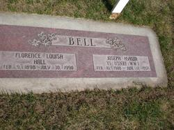 Florence Louisa <I>Hall</I> Bell