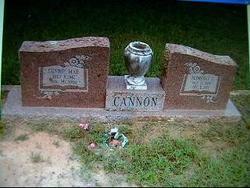 Connie Mae <I>Hairston</I> Cannon
