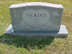 Lester Fred Filkins