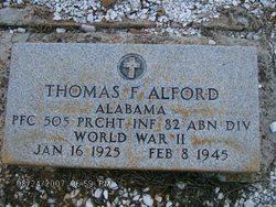 Thomas F. Alford
