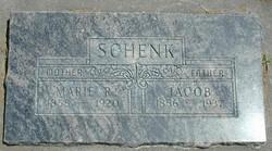Anna Marie <I>Rindlisbacher</I> Schenk