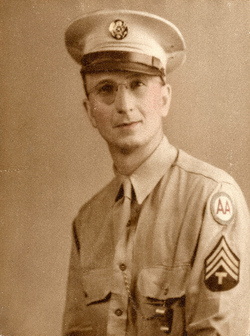 "TSGT Wilfred Edward ""Will"" Conn"