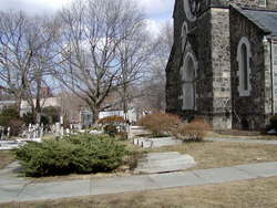 Saint Luke's Episcopal Churchyard