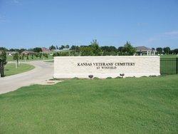 Kansas Veterans Cemetery at Winfield