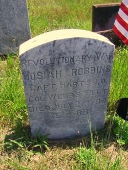 Capt Josiah Robbins
