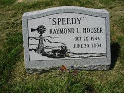 Raymond Speedy Houser