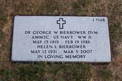 George W Bierbower
