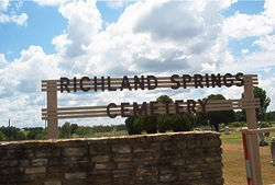 Richland Springs Cemetery