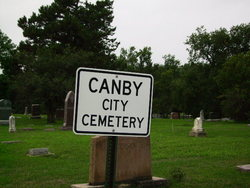 Canby City Cemetery