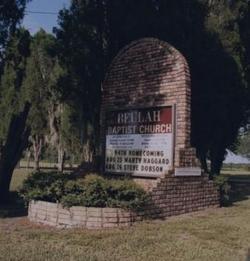 Beulah Baptist Cemetery