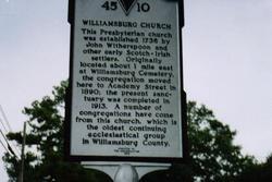 Williamsburg Presbyterian Cemetery