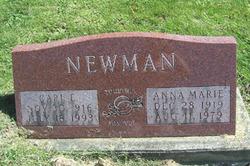 Anna Marie <I>Sullivan</I> Newman