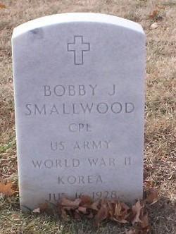 Bobby J Smallwood
