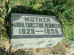 Anna Ernestine Redinger
